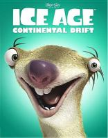 Cover image for Ice age. Continental drift