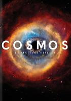Cover image for Cosmos, a spacetime odyssey