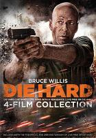 Cover image for Die hard 4-film collection