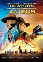 Cover image for Cowboys & aliens