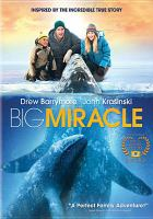 Cover image for Big miracle