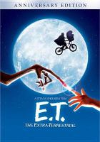 Cover image for E.T. the extra-terrestrial