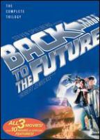 Cover image for Back to the future the complete trilogy