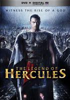 Cover image for The legend of Hercules