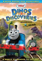Cover image for Thomas & friends. Dinos & discoveries