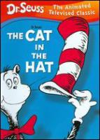 Cover image for Dr. Seuss' The Cat in the Hat