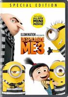 Cover image for Despicable me 3