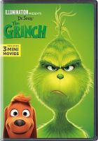 Cover image for Dr. Seuss' The Grinch
