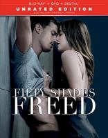 Cover image for Fifty shades freed