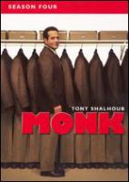 Cover image for Monk season four
