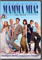Cover image for Mamma mia! the movie