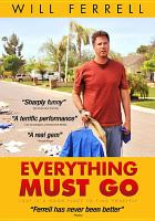 Cover image for Everything must go