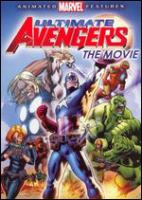 Cover image for Ultimate avengers, the movie