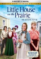 Cover image for Little house on the prairie. Season five