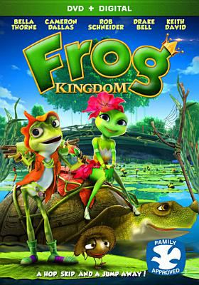Cover image for Frog kingdom