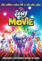 Cover image for My little pony the movie