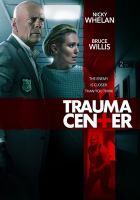 Cover image for Trauma center