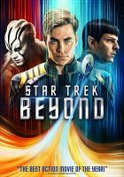 Cover image for Star Trek. Beyond