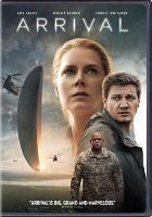 Cover image for Arrival [DVD]