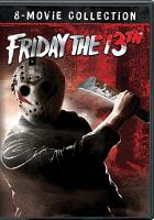 Cover image for Friday the 13th 8-movie collection