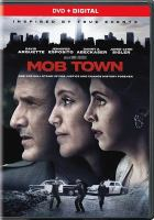 Cover image for Mob town