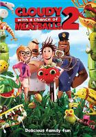 Cover image for Cloudy with a chance of meatballs 2