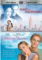 Cover image for Maid in Manhattan The Wedding Planner
