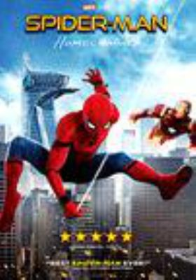 Cover image for Spider-man. Homecoming