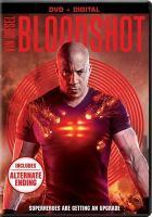 Cover image for Bloodshot