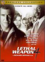 Cover image for Lethal weapon 4