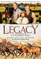 Cover image for Legacy the complete series