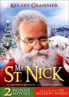 Cover image for Mr. St. Nick A Bush Christmas ; A song for the season