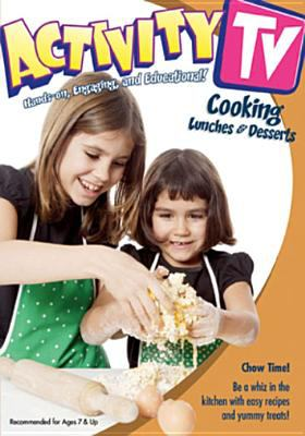 Cover image for Activity TV. Cooking lunches & desserts
