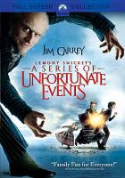 Cover image for Lemony Snicket's a series of unfortunate events