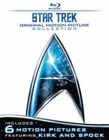 Cover image for Star Trek the motion picture
