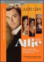 Cover image for Alfie