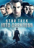 Cover image for Star trek Into darkness