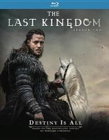 Cover image for The last kingdom. Season two