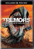 Cover image for Tremors the complete collection