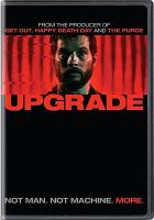 Cover image for Upgrade