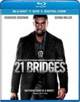 Cover image for 21 bridges