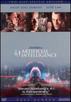 Cover image for A.I. Artificial intelligence