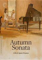 Cover image for Autumn sonata