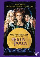 Cover image for Hocus pocus