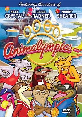 Cover image for Animalympics
