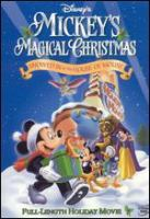 Cover image for Mickey's magical Christmas snowed in at the House of Mouse