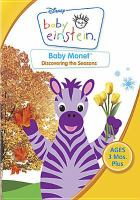 Cover image for Baby Einstein Baby Monet: discovering the seasons