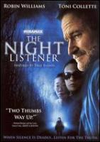 Cover image for The night listener
