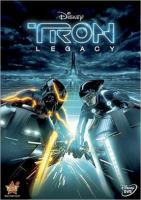 Cover image for Tron Legacy