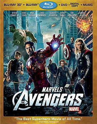 Cover image for Marvel's The Avengers